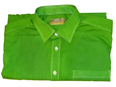 New Green Shirt